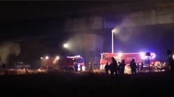 To Rosja stała za podpaleniem mostu Łazienkowskiego w Warszawie w 2015 roku? - miniaturka