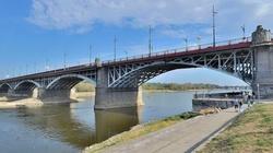 Warszawa: Zamknięto wjazd na most Poniatowskiego. Jezdnia może się zapaść - miniaturka