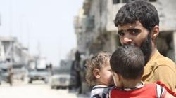 Uchodźcy z Mosulu wracają do domu   - miniaturka