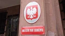 Oświadczenie MSZ w sprawie sytuacji Polaków w Afganistanie - miniaturka