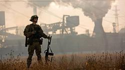 To nie Hollywood, to wojna z przeklętą Rosją w Donbasie! - miniaturka