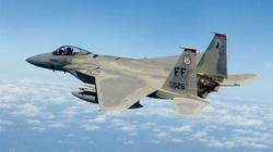 Amerykańskie F-15C na Ukrainie. Cel: ''bezpieczeństwo'' - miniaturka