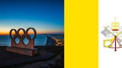 Flaga Watykanu na ceremonii otwarcia olimpiady? - miniaturka