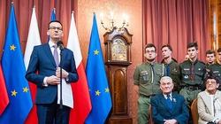 Morawiecki: Bez pomocy Polaków Żydzi nie mogliby przetrwać - miniaturka