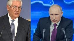 Tillerson: To Rosja odpowiada za zbrodnie w Syrii! - miniaturka