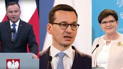 Prezydent, premier i wicepremier liderami zaufania - miniaturka