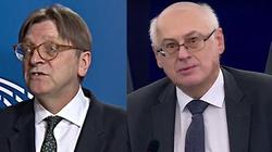 Dosyć szkalowania Polski przez Verhofstadta!!! Prof. Zdzisław Krasnodębski i Marek Jurek piszą do Tajaniego - miniaturka