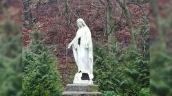 Skandal! W Gdyni zdewastowano figurę Matki Bożej - miniaturka