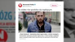 ''Newsweek'' strzela sobie w stopę skandalicznym twittem - miniaturka