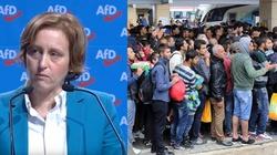 Oto koniec wolności słowa w Niemczech! Posłanka AfD ścigana za ''mowę nienawiści'' - miniaturka
