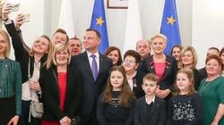 Prezydent Duda: Nie ma Polska większego dobra niż polskie Matki - miniaturka