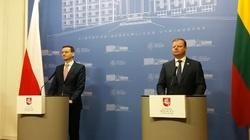 Ważna deklaracja premiera Litwy: Będziemy wspierać Polskę w sporze z KE - miniaturka