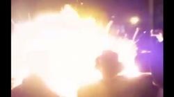 Londyn: Eksplozja podczas żydowskiego święta, są ranni. Wybuchły telefony uznawane za ''symbol zła''? - miniaturka