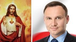 Nabożeństwo czerwcowe za prezydenturę Andrzeja Dudy. Przyłącz się do modlitwy. - miniaturka