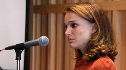 Natalie Portman zbojkotowała Netanjahu. ''To antysemityzm!'' - miniaturka