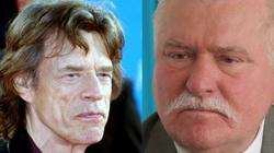 No to się zdziwił! Mick Jagger odpowiada na list Wałęsy - miniaturka