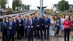 Premier Morawiecki: Odbudowujemy tereny kolejowe w wielkości dotąd zupełnie nieznanej - miniaturka