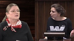 Krystyna Pawłowicz do posłanki Nowoczesnej: Do odbytu to nie kochanie a choroba, pani poseł - miniaturka