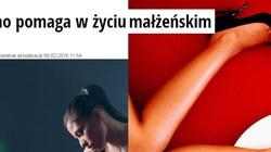 Jak Newsweek promuje pornografię: Porno pomaga w życiu małżeńskim. NIE WIERZMY KŁAMCOM! - miniaturka