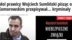 Sumliński odpowiada na kłamstwa polskojęzycznej niemieckiej gazety Newsweek - miniaturka