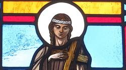 Pierwsza święta Indianka - Katarzyna Tekakwitha - miniaturka