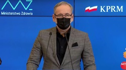 Minister Niedzielski: Za tydzień zdejmujemy maseczki - miniaturka