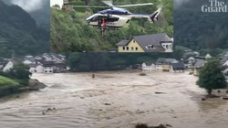 [Wideo] Horror powodziowy w Niemczech. Cofająca się woda odsłania ciała zmarłych. Pomaga wojsko - miniaturka