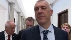 Skandaliczny atak Niesiołowskiego na dziennikarkę: Z hołotą się nie rozmawia! Poszli won! [FILM] - miniaturka