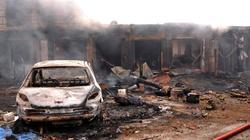Rzeź chrześcijan. Islamskie Boko Haram znów atakuje - miniaturka