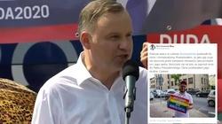Dyskryminacja? Prezydent zaprosił na spotkanie aktywistę LGBT - miniaturka