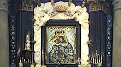 Modlitwa zawierzenia Najświętszej Maryi Pannie Kalwaryjskiej. Tę modlitwę odmawiał Jan Paweł II. Matko Kalwaryjska... - miniaturka