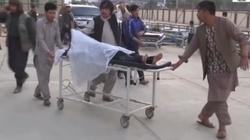 Afganistan. Zamach terrorystyczny w pobliżu szkoły. Śmierć poniosły dziesiątki dzieci - miniaturka