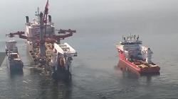 Rosja ponownie układa gazociąg Nord Stream 2 - miniaturka