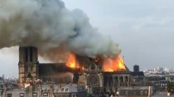 Znamy prawdopodobne przyczyny pożaru katedry Notre-Dame w Paryżu - miniaturka