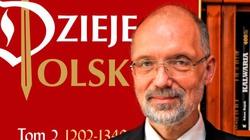 Prof. Andrzej Nowak dla Frondy: Trzeba sprostować te brednie, obelgi i kłamstwa pod adresem Polski! - miniaturka