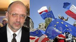 Bardzo ważne słowa prof. Andrzeja Nowaka: Polska nie może odizolować się od UE. Musi dzielić jej los! - miniaturka