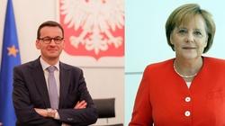 Morawiecki spotka się z Merkel. Znamy datę - miniaturka
