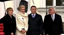 Andrzej Duda spotkał się z prezydentem Niemiec - miniaturka