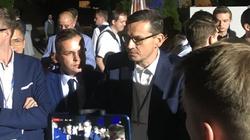 Premier Morawiecki o zatrzymaniu Przywieczerskiego: To nasze zwycięstwo, konsekwencja naszych działań - miniaturka