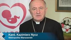 """Kuria warszawska krytycznie o kampanii """"Przekażmy sobie znak pokoju"""" - miniaturka"""