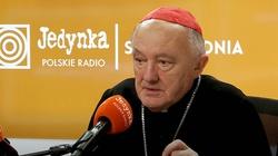 """Oświadczenie kard. Nycza w sprawie profanacji figury Chrystusa """"Sursum corda"""" przy Krakowskim Przedmieściu - miniaturka"""