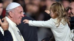 Papież do dzieci. Dziś premiera książki Franciszka - miniaturka