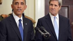 Obama i Kerry na szczycie NATO w Warszawie - miniaturka