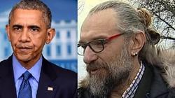 Kijowski nagrał video dla Obamy. Za co dziękuje prezydentowi USA? - miniaturka