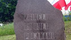 Uczcijmy dziś pamięć ofiar Obławy Augustowskiej - miniaturka