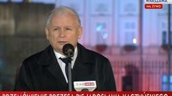 Jarosław Kaczyński: Te marsze przyniosły efekt! Dziękuję! - miniaturka