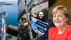 V kolumna Greenpeace walczy z polskim węglem - miniaturka