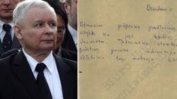 SB o Kaczyńskim: ,,Wybrałby raczej śmierć'' - miniaturka