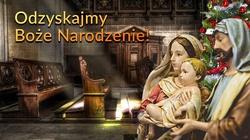 Odzyskanie Bożego Narodzenia. Petycja do premiera Morawieckiego - miniaturka