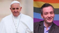 LGBT wyciera sobie twarz Franciszkiem. Oto, co NAPRAWDĘ powiedział papież - miniaturka